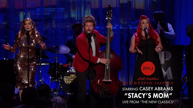 """Stacy's Mom - Fountains Of Wayne (Live from """"The New Classics"""") Postmodern Jukebox ft. Casey Abrams"""