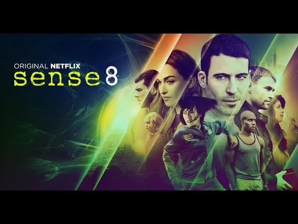 Заставка к сериалу Восьмое чувство |4k| / Sense8 Opening Credits |4k|
