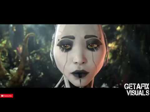 Astrix - Poison (Wrecked Machines Remix) - - [[Full Visual Animated Trippy Videos]] - - [GetAFix]