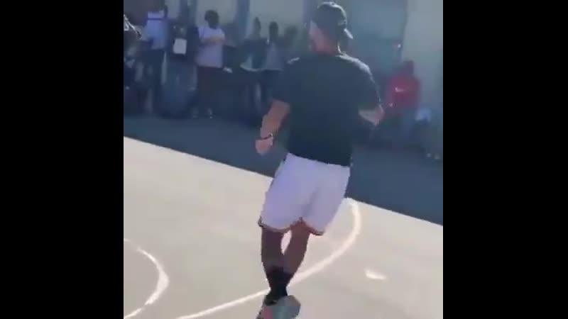 Стеф Карри и стритбол 🏀