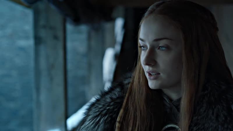 Sansa Stark Six Feet Under