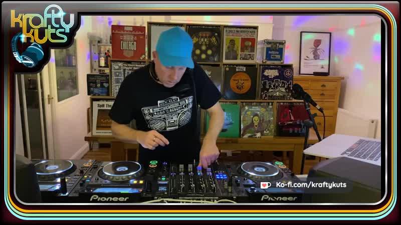 Krafty Kuts - Live Stream 22012021