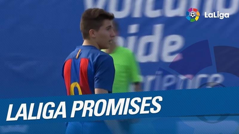 LaLiga Promises Tenerife 2016 mañana martes 27