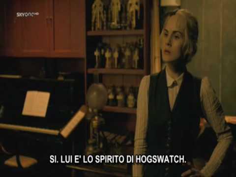 Terry Pratchett - Hogfather (riassunto) SUB ITA