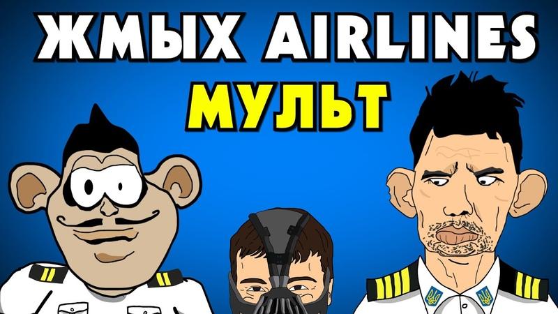 Жмых Airlines Мульт Пилот
