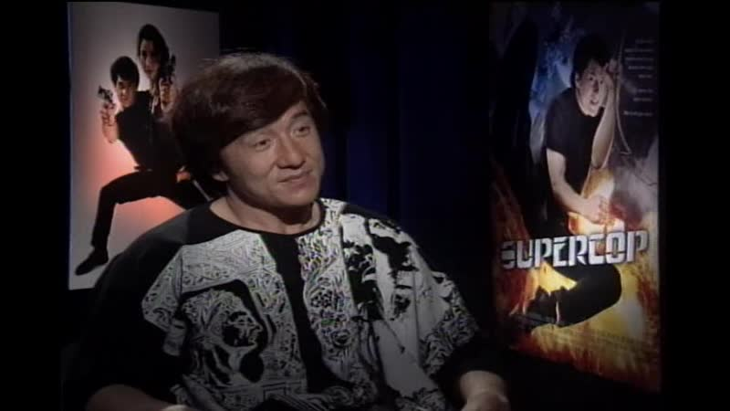 Interview - Jackie tells how he does his amazing stunts
