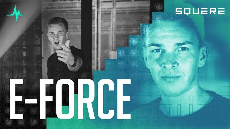 E force END OF LINE @ Melkfabriek Arnhem for Squere