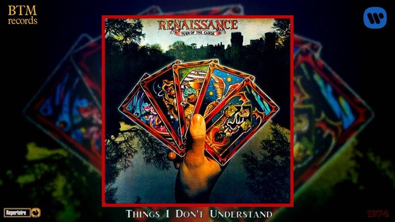 Renaissance Things I Don't Understand Remastered Symphonic Rock Progressive Rock 1974