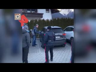 Обыски у Логинова и Касперовича на ЧМ по биатлону