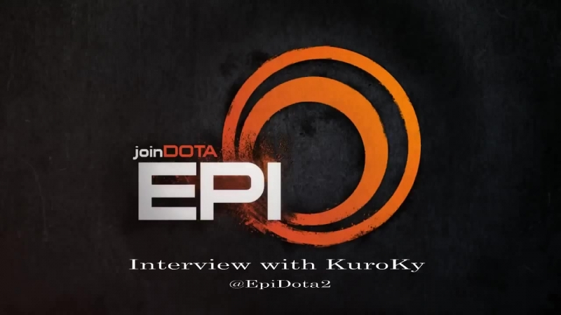 Interview with NaVi KuroKy about TI3, his team, Alliance and more