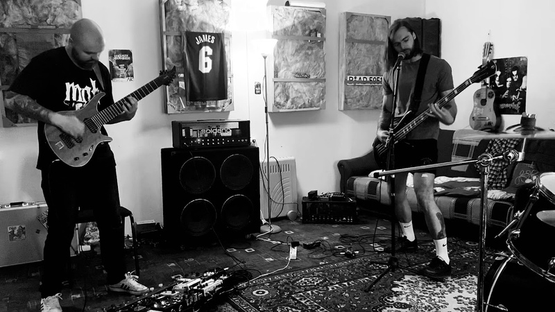 Crust When Eternal Sleep Falls Upon Men rehearsal video