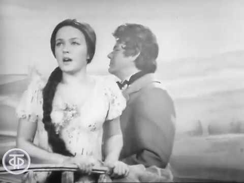 П.Чайковский Евгений Онегин. Лирические сцены. P.Tchaikovsky Evgeny Onegin (1972)