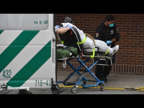 It's Getting Bleak in New York City, Hospital Workers Say