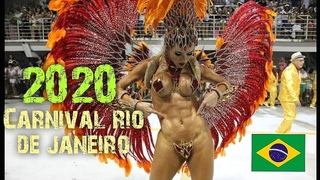 RIO CARNIVAL 2020 TOP 6 SAMBA SCHOOLS WINNERS - Floats dancers DESFILE DAS CAMPES