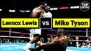 Майк Тайсон избит и нокаутирован Лучший нокаут 2002 Бой Майк Тайсон - Леннокс Льюис