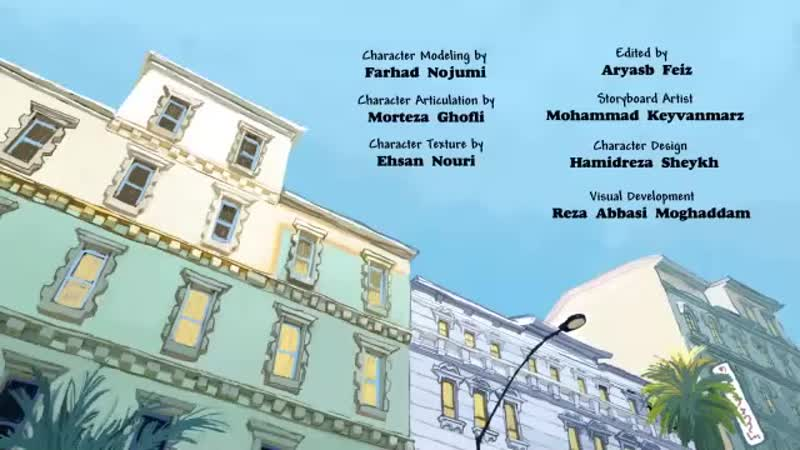 Короткометражный мультфильм «Mr Indifferent _ Мистер Безразличный» от Aryasb Fei