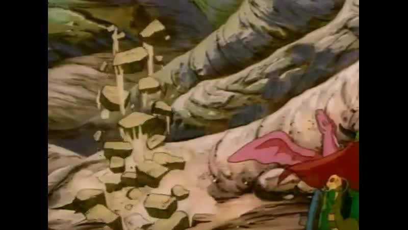 Конан искатель приключений Conan the Adventurer Земля в плену у людей змей часть 1 63 Серия