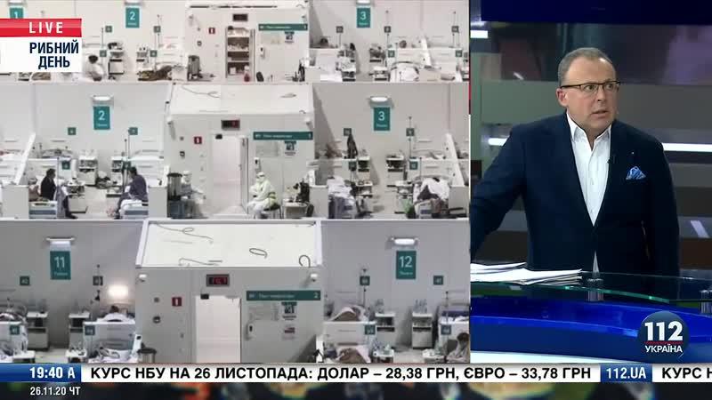 Шо там у маскалив А у нас що у Куиве на украинском ТВ сравнивают Украину и РФ