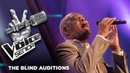 René Bishop Unchained Melody The Voice Senior 2018 The Blind Auditions
