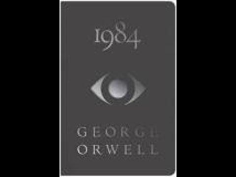 George Orwell 1984 audiokniha