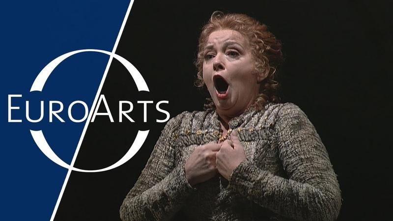 Wagner Tristan and Isolde Act 1 Deutsche Oper Berlin in Tokyo 1993