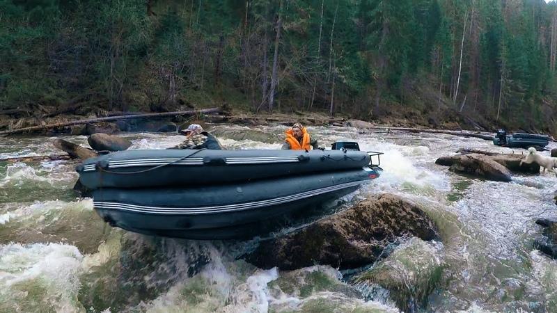 Как мы выхватили на Канском пороге 😰 Полет со СТРИЖами над Балаем Водометная самоизоляция на реке