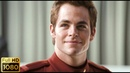 Кирк становится капитаном Энтерпрайза. Звездный путь.