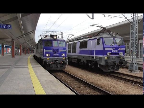 Stacja PKP Kraków Główny [ EIP IC TLK KML Regio ]