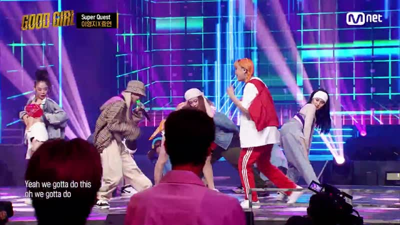 8ep full version Lee Youngji X Hyoyeon I Do What I Want @ Super Quest 3R