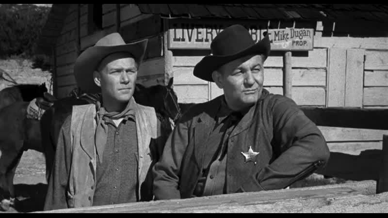 Gun The Man Down 1956 1080p James Arness Angie Dickinson Robert J Wilke