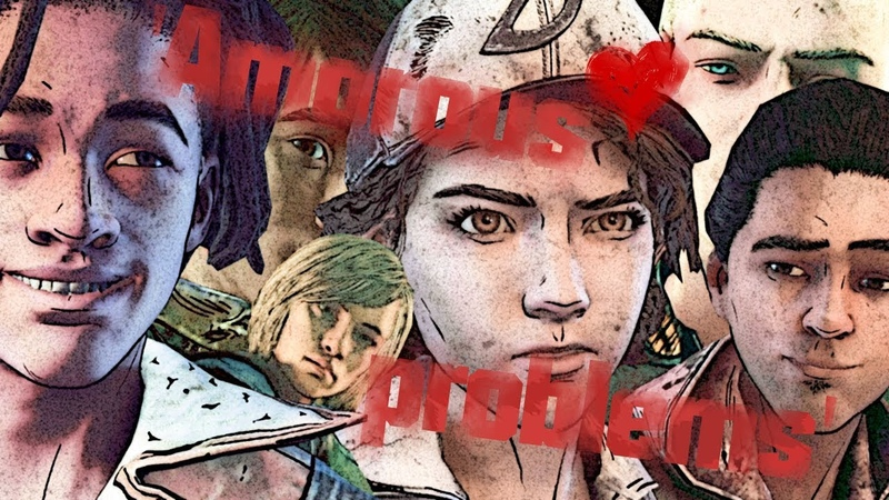 TWDG 'Amorous problems' funny romance