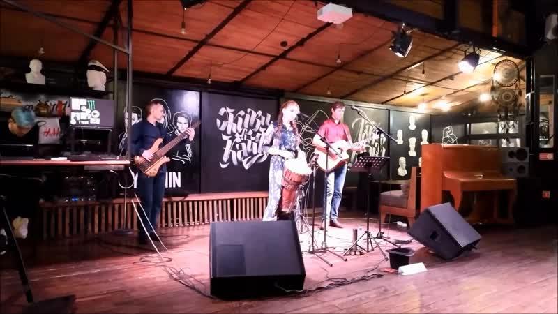 ЮДЖИ Нарезка с концерта в Юшин баре