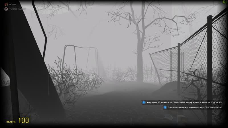 TWNBROB Garry`s Mod vs Horror map