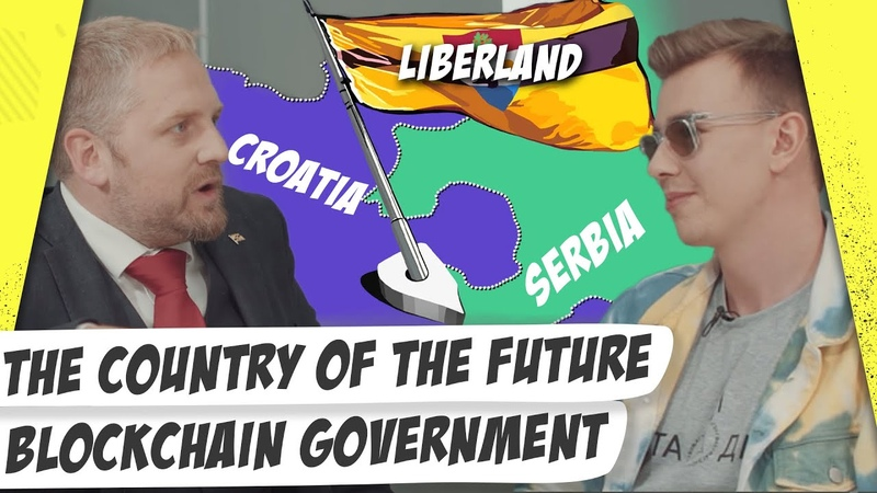 Liberland an unrecognized country running on blockchain Mustreader podcast