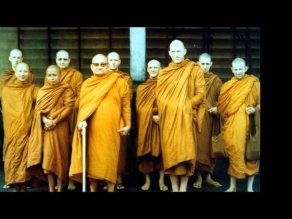The Thai Buddhist Forest Tradition Thudong Forest Monks and Hermits of Thailand