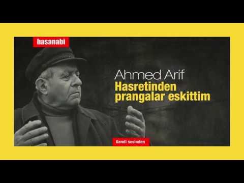 Ahmed Arif Hasretinden prangalar eskittim