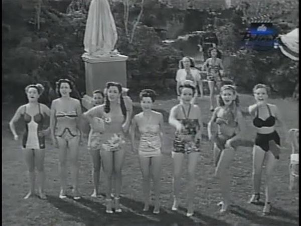La Liga de las Muchachas (1950) Elsa Aguirre - Miroslava - Rubén Rojo