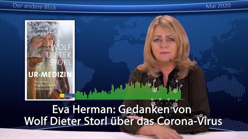 Wolf Dieter Storl zu Corona Die Krone der Viren