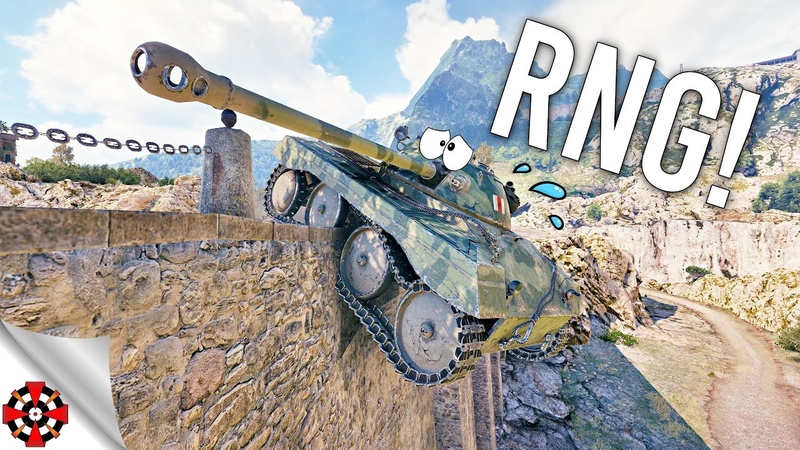 World of Tanks Funny Moments The Best WoT RNG Moments Fails Glitches 446
