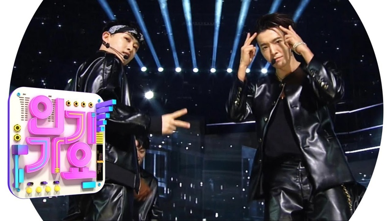 SUPER JUNIOR-DE(슈퍼주니어-DE) - Watch Out @인기가요 Inkigayo 20190421