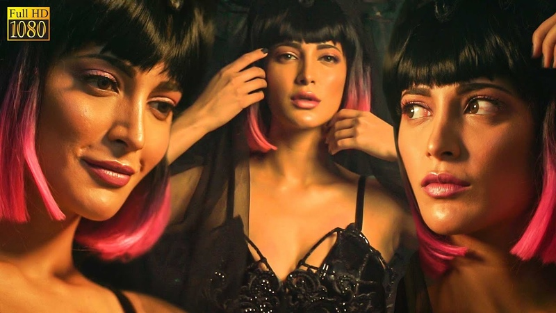 HOT SEXY: Shruti Haasan - The Most Glamorous Queen Making Video!! Your eyes will pop out!