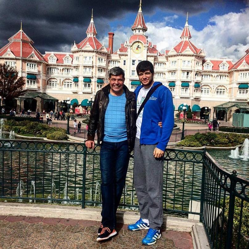 Отец и сын Кудиновы