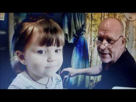 В три года в Москву собралась Разговор деда с внучкой