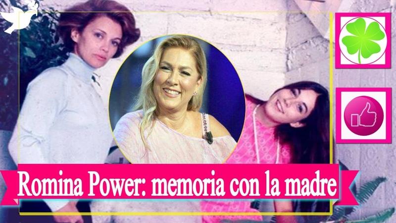 Spunta la foto del passato Romina Power: com'era a sedici anni, memoria con la madre Linda
