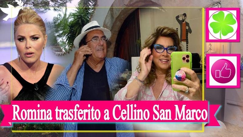 Al Bano, Romina Power trasferito a vivere in Cellino San Marco: Loredana Lecciso svela cosa ?