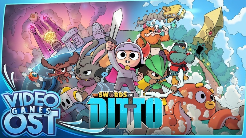 The Swords of Ditto OST Full Original SoundTrack