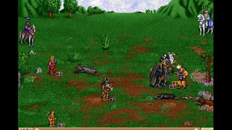 Heroes of Might and Magic II Герои меча и магии 2 Карата Порталы 11DeadFace