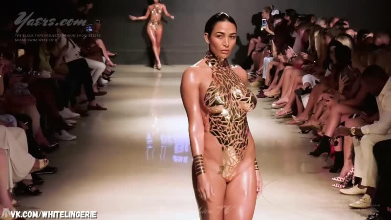 The Black Tape Project Gold Slingshot Sling bikini Micro Thong model sexy lingerie hot body микробикини боди секси купальник