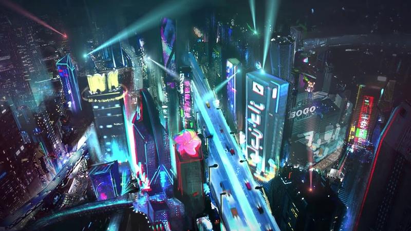 S.A.B.E.R Squad Trailer Project Skyline Mobile Legends