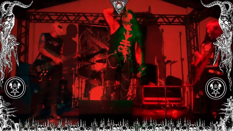 Ahriman (live) Black Metal Open Air - 201666 - (Colombia)